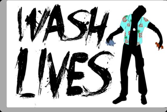 Wash Lives by Sarah Hendricks