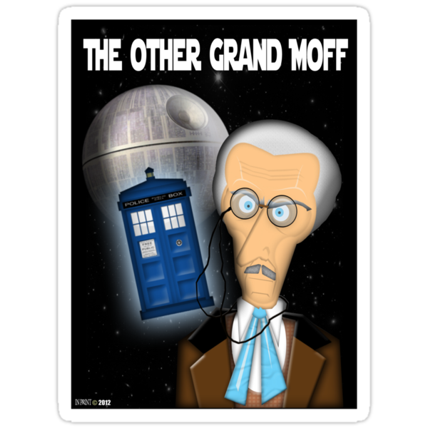 The Other Grand Moff by InPrintComic