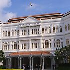 Raffles Hotel - Singapore by Pete5D