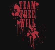 Team Free Will by sabriiel