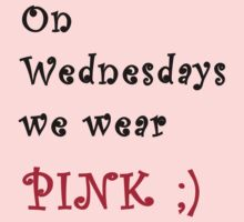 ON WEDNESDAYS WE WEAR PINK;)  by avatarem