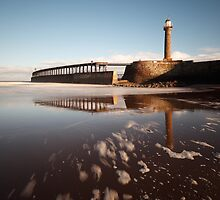 Whitby - Lighthouses and Pier by PaulBradley