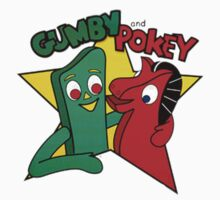 Gumby and Pokey by zachattacker