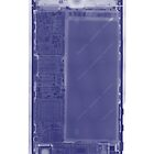 iPhone X-ray case - Blue by Mistakatt