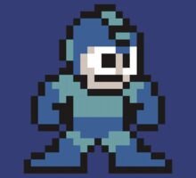 Mega Man by Bodera
