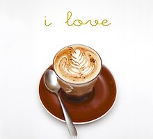 i love coffee... by geisha