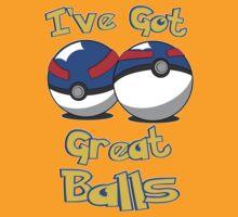 I've Got Great Balls by WUVWA