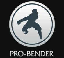 Pro-Bender (with text) T-Shirt