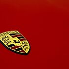 Porsche by Paul Boyle
