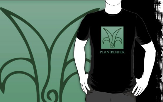 Plantbender (with text) by jdotrdot712