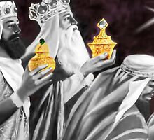 ♚ ☆ Gaspar, Melchior, and Balthasar,The Three Wise Men ☆♚by (no text) by ✿✿ Bonita ✿✿ ђєℓℓσ