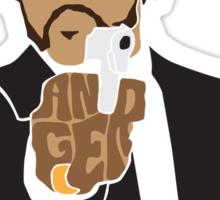 Furious Anger Sticker