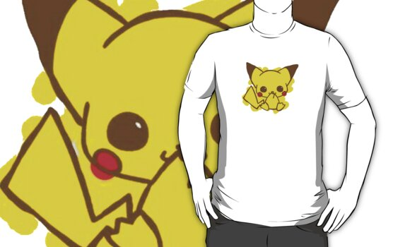 Pikachu Colored by thetruth90210