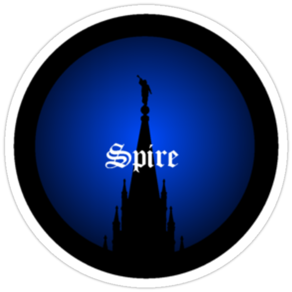 Spire Logo Number 2 by Andrew P.