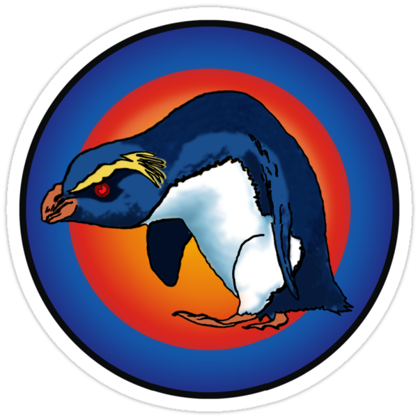 vXp - Vin the Xtreme Penguin by dennis william gaylor