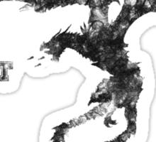 Summon A Dragon  Sticker