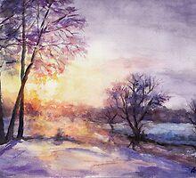 Lucid Dream by Varvara Drokova