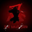 Joe Musashi - Shinobi by TwistedBiscuit
