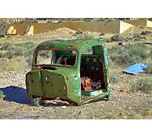 Another Used Truck Photographic Print