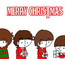 Beatle Christmas by CharlieeJ