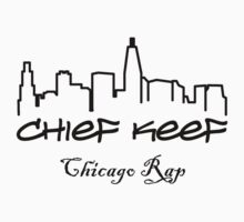 Chief Keef  by zachattacker