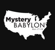 MYSTERY BABLYON BLK by endii1982