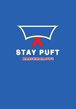 STAY PUFT! by erndub