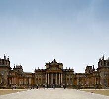 Blenheim Palace by thejourneysofar