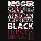 HEBREW ISRAELITE BLK by endii1982