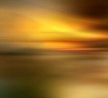 Golden beach by Bluesrose