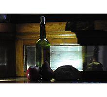 Vino Photographic Print