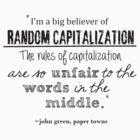 random Capitalization by AlaJonea