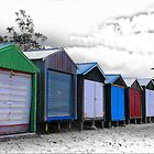 Boathouses by Michelle Ricketts