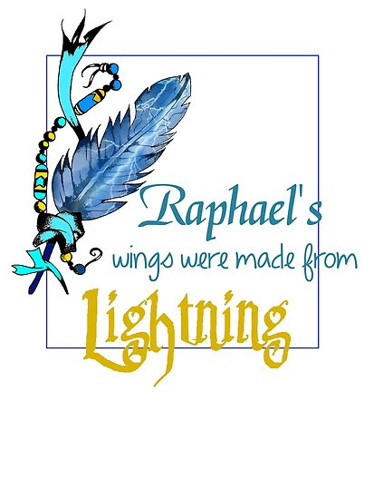 Angel Wings Series - Raphael by FeathersDiavolo