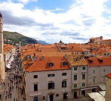Dubrovnik, Croatia by christazuber
