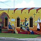 Church, Kurri Kurri, New South Wales, Australia by Margaret  Hyde