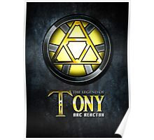 Triforce Reactor Poster