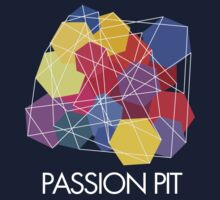 "Passion Pit - ""Chunk of Change"" T-Shirt and Posters by theITfactor"