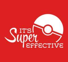 Super Effective (White) by jdotrdot712