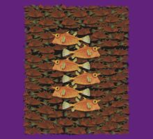 many fish (uni) by dennis william gaylor