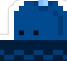 Whale Games Sticker