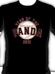 """VICT San Francisco """"Year of The Panda"""" T-Shirt"""
