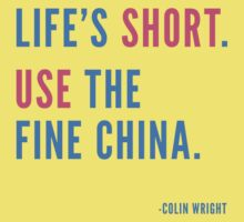 Fine China by Colin Wright