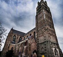 Basilica of the Holy Blood - Bruges by Nickfree1