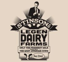 Stinson's Legen Dairy Farms by M Dean Jones