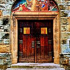 St. Peter's Door by silentstead