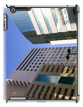 Mirror Building [ iPad / iPod / iPhone Case ] by Mauricio Santana