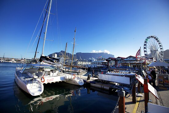 South Africa - Cape Town Waterfront by mattnnat