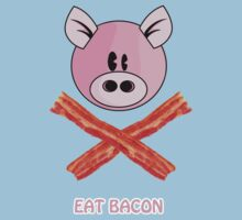 Eat Bacon by Irgum