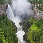 Helmecken Falls by Steven Olmstead